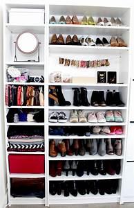 Ikea Meuble A Chaussure : ikea meuble chaussure et penderie ~ Dallasstarsshop.com Idées de Décoration
