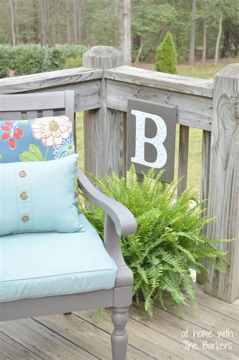 Outdoor Decor - 20 craft and diy ideas link features i