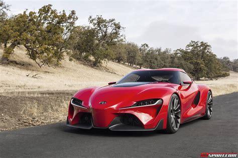 Toyota Ft1 Said To Have Been Confirmed As Nextgen Toyota
