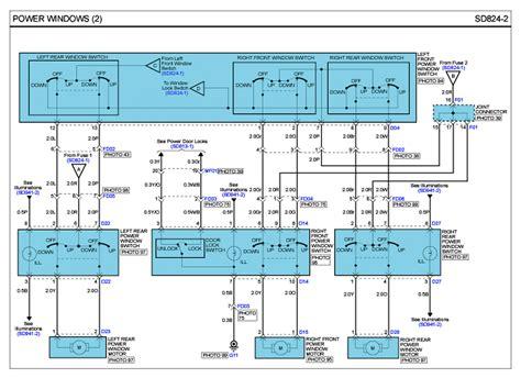 Repair Guides Dohc Power Windows