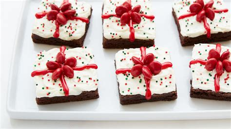 easy christmas present brownies recipe tablespoon com