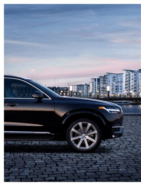 Orange County Volvo by 2017 Volvo Xc90 Brochure Orange County Volvo