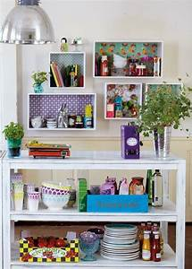 48 best images about atelier on pinterest diy storage With kitchen colors with white cabinets with casier rangement papier