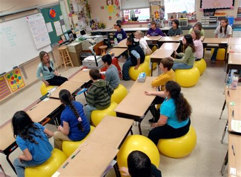 balance chairs for classroom balls replace chairs in penn manor classroom news