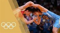 Saori Yoshida [JPN] - Women's Wrestling 55kg | Champions of London 2012 - YouTube