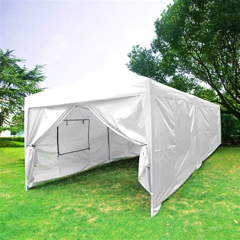 10x20 canopy tent quictent 10x20 screen curtain ez pop up canopy