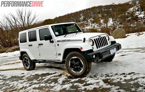 jeep wrangler polar review video performancedrive