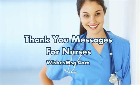messages  nurses appreciation quotes