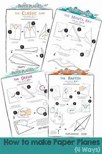 How To Fold Paper Planes In The Playroom