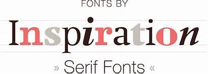 Fonts Serif Font Inspiration Linotype Popular Inspirations
