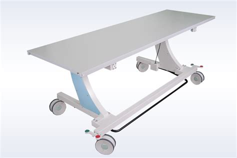 table radiographic portable medical tables arm motion system
