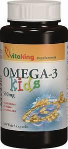 Omega 3 Kids 500 Mg