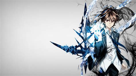 Anime Wallpaper Guilty Crown - guitly crown hd wallpaper and background image