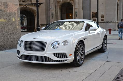 bentley coupe 2017 bentley continental gt comprehensive redesign is