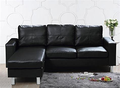corner leather settee relax new l shaped corner modern faux leather small 3