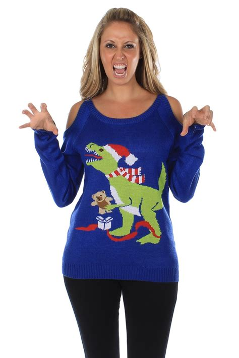 womens  rex sweater starters shorts  tipsy elves