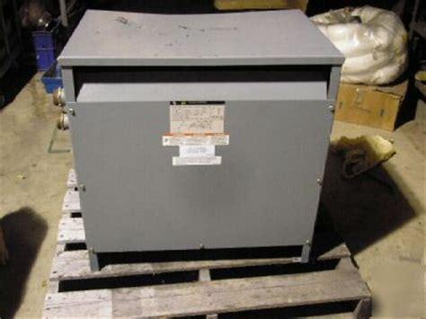 square d 75 kva transformer 3 ph step 480 208y 120