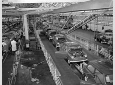 The Making Of The Mini Factory Tour Film And Photos 1959