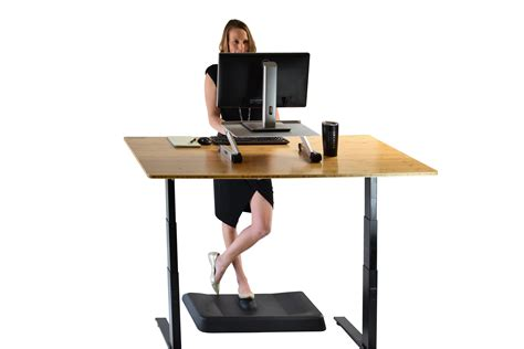 anti fatigue floor mat for standing desk amazon com uncaged ergonomics asm b active standing