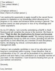 Cover Letter Cv Exles Uk by Exle Speculative Cover Letter The Best Letter Sle