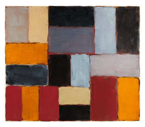 sean scully works on sale at auction biography invaluable