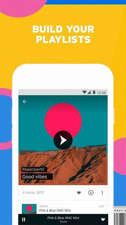 Soundcloud Apk Mod Android Premium Plus Screen