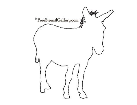 Free Coloring Pages Of Balaam And The Donkey