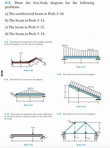 Solved  Statics Question  Equilibrium Of The Rigid Body Pl