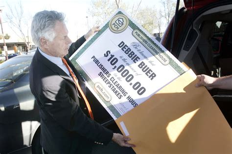 When Publishers Clearing House Knocks, What If No One Answers?