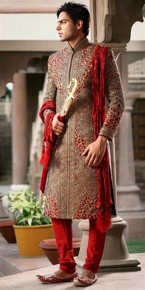 wedding dress  indian bridegroom quora