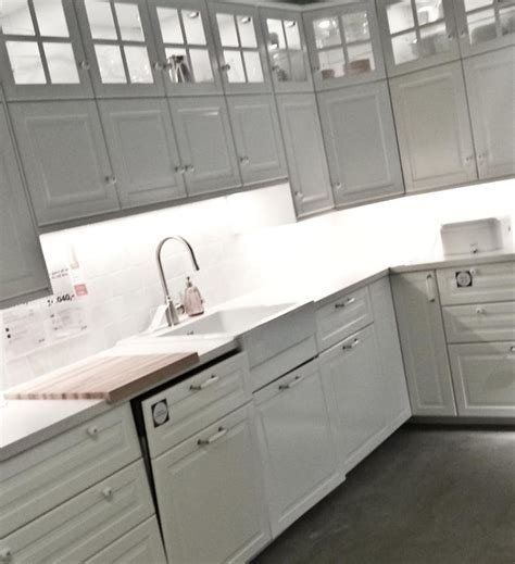 Ikea Küche Bodbyn Valdolla