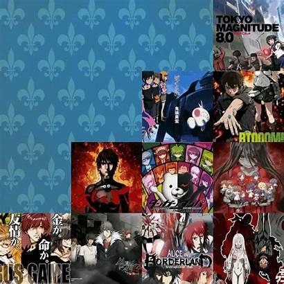 Animes Supervivencia Anime