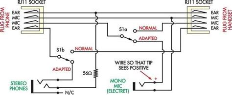 Aviation Headphone Wiring Diagram Stereo by Cheapskate S Headset Adapter Eeweb Community