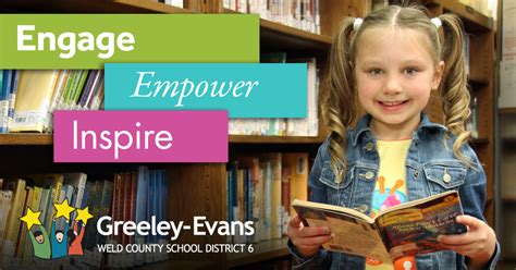 greeley evans school district homepage