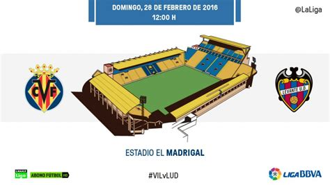 Bbva Standings by Villarreal Levante Match Preview Another Derby Treat