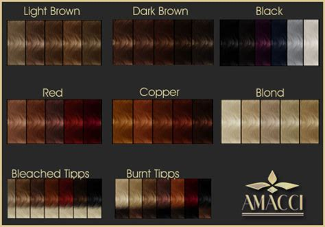 Feria Hair Color Chart Fash