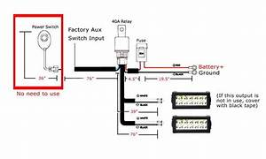 Fog Lamp Wiring Diagram 2007 Tundra