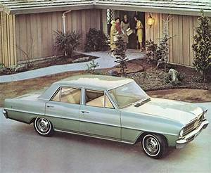 Updated Chevy Iis And Novas Were Introduced For 1966  While It Appeared To Be All New  It Was