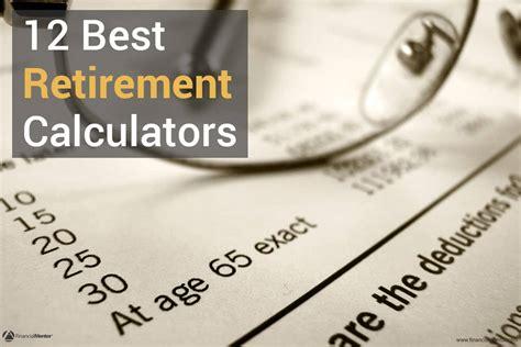 ultimate retirement calculators