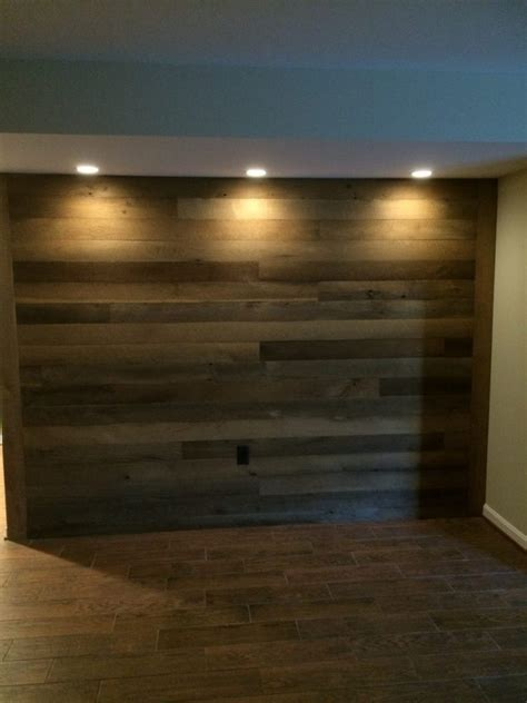 shiplap paneling  reclaimed wood trim shenandoah