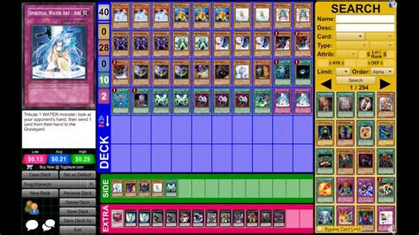 Yugioh! Frog Monarch Deck March 2013 Format Youtube