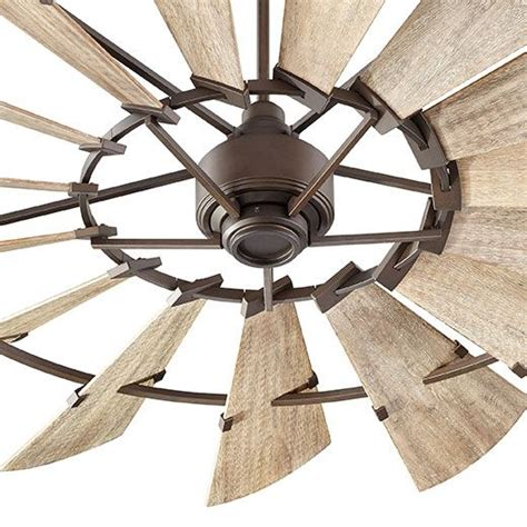 farm style ceiling fans 72 quot windmill fan by quorum international farmhouse