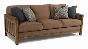 flexsteel sleeper sofa beds ansugallerycom With flexsteel sectional sofa sleeper