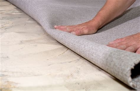 The Three Types of Carpet Installation