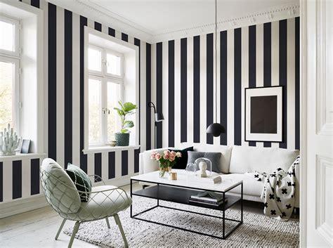 striped wallpaper design ideas bright bazaar   taylor