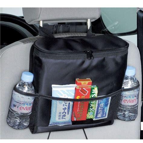 Custom Hanging Car Organizer Back Seat Insulated Trunk