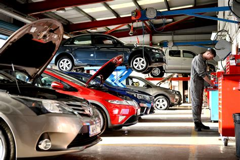 Car Service In by Car Service Car Repairs At Kellihers Toyota Kerry