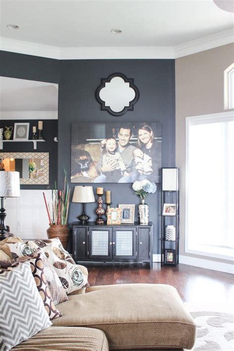 sprucing   living room