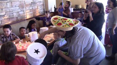 Alexander's 6th Birthday at California Pizza Kitchen - YouTube