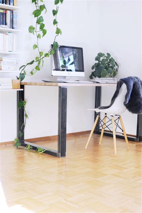 Schreibtisch Selber Bauen Wohnideen